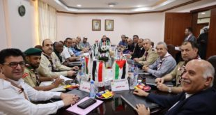 Kuwait hosts the heads of Arab scout societies